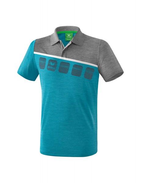 Erima Poloshirt 5-C